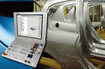数控系统提高模具表面质量