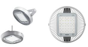 飞利浦BY618/619P LED高天棚照明灯具