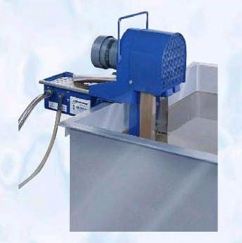 ABANAKI TSK-TT2CR,TSK-TT4CR刮油机