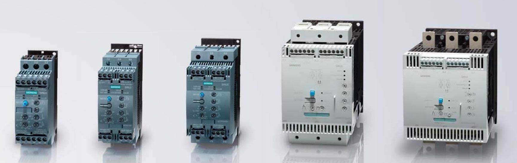 siemens 3rw2920-6kc00 软启动 备件