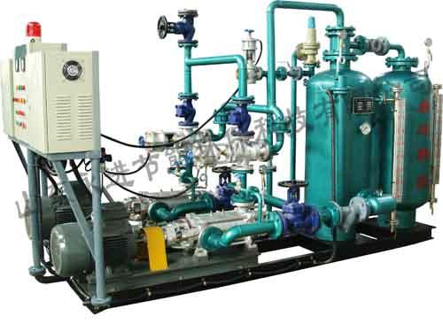 余热利用冷凝水回收机