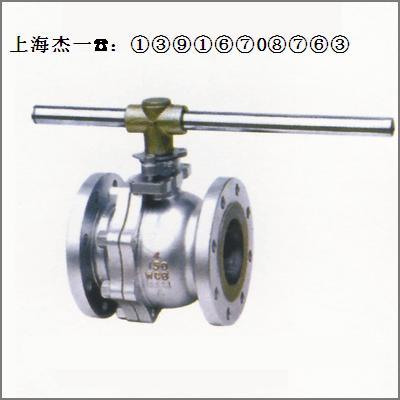 浮动式球阀Q41F-16P→杰一管路配件专家
