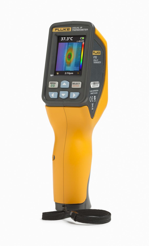 Fluke VT02 可视红外测温仪