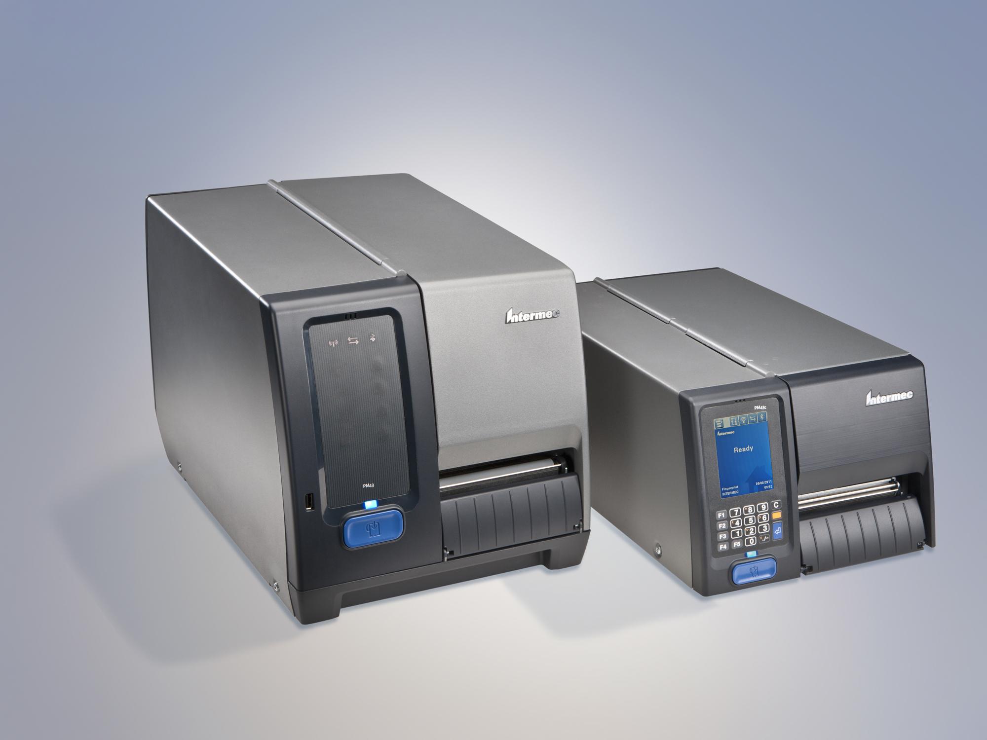 易腾迈PM43系列工业标签打印机