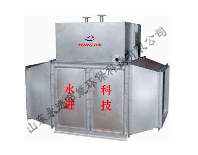 燃气锅炉烟气余热回收
