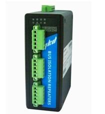 深圳易控达 RS485总线电缆冗余中继器 YER13