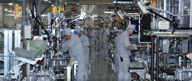 工厂现场确认图片素材
