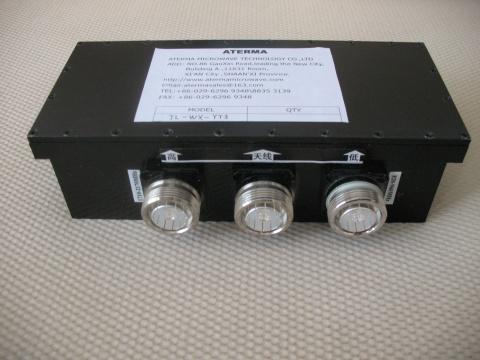 双频合路器820MHz-960MHz/1710MHz-2170MHz