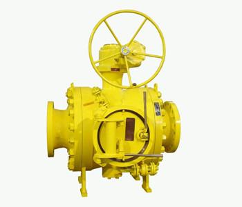 石油炼化专用球阀
