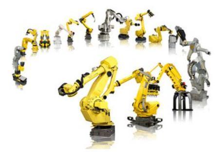 工业机器人自动化方向的应用