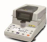 卤素水分测定仪 烘干法水分测定仪