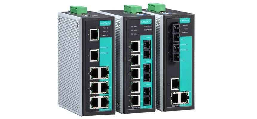 EDS-405A-MM-SC工业交换机MOXA代理商
