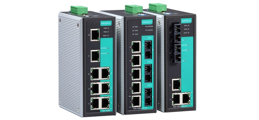 EDS-405A-MM-ST-T工业交换机MOXA代理商