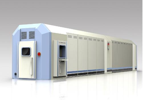 智能电子物料仓储系统