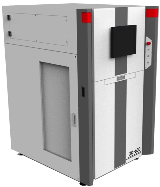 X-ray点料机