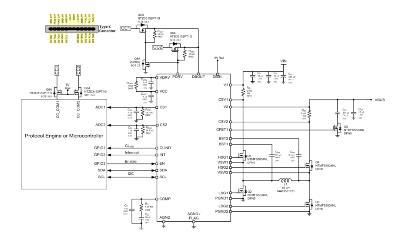 图2:ncp81239典型应用电路图