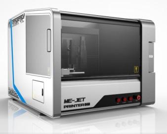 超高分辨率多功能电流体喷印系统
