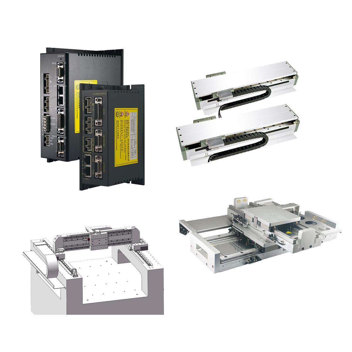 TLS/TLC/TLD系列直线电机模组