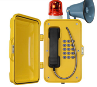 隧道内紧急电话分机 紧急对讲电话